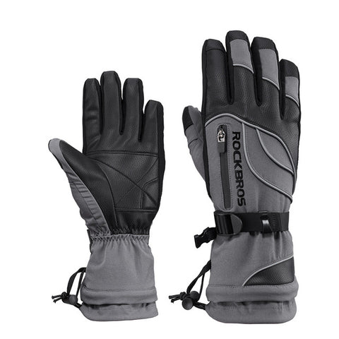 -30 Degree Factor Skiing Gloves
