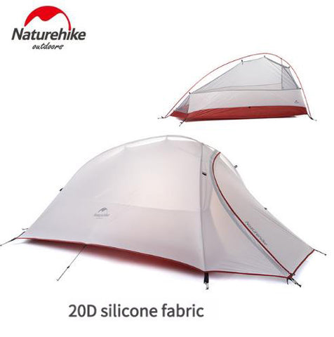 4 Season Waterproof Ultralight 1 Person Camping Tent