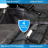 Waterproof Car Seat Cover/ Hammock