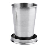 Stainless Traveling Folding Cup (75ml)