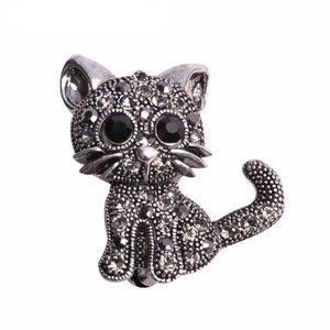 Cute Little Cat Brooch