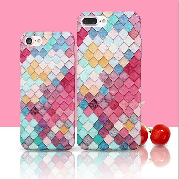 Mermaid Scale Phone Case
