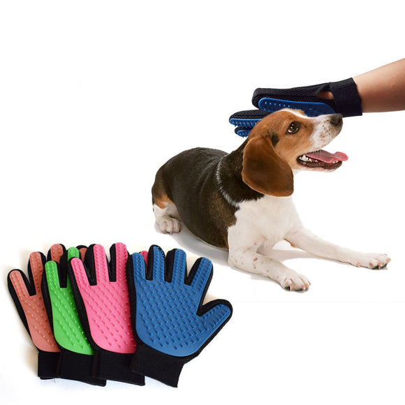True Touch Deshedding Brush Glove (Left or Right)
