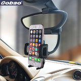Universal Rearview Phone Mount for ALL Smartphones