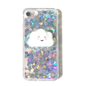 Squishy Liquid Glitter Phone Case