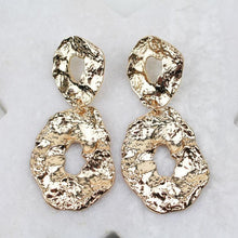 Load image into Gallery viewer, SORRENTO EARRINGS IN GOLD