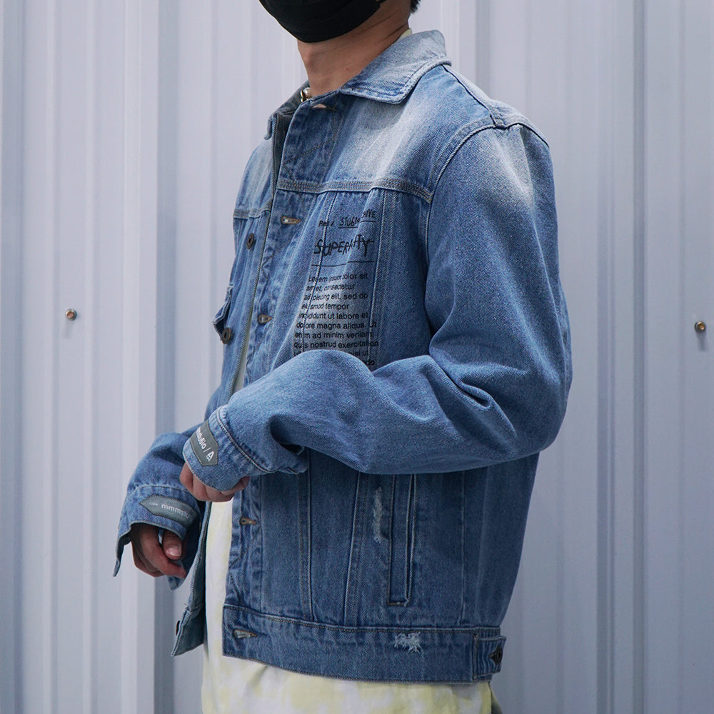 Napoleon Denim Jacket