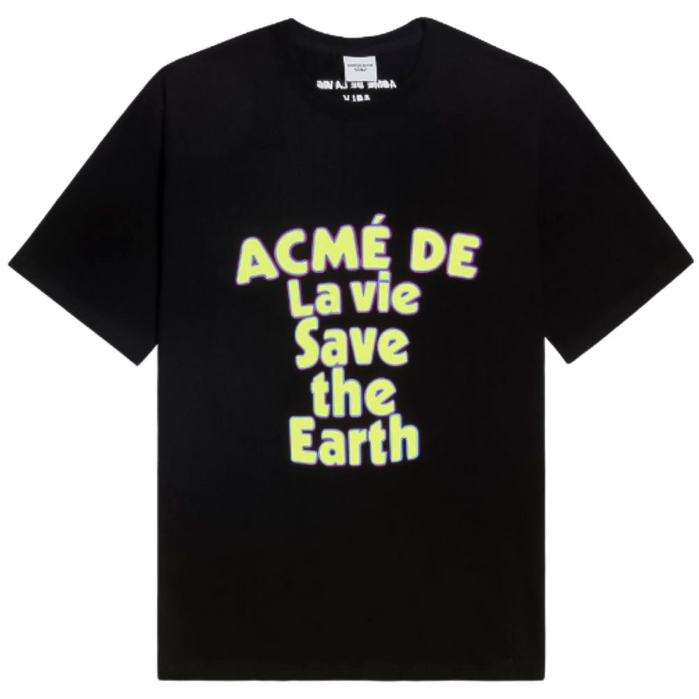 ADLV SAVE THE EARTH BLACK