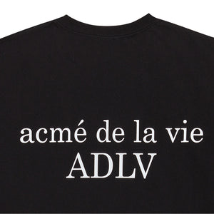 ADLV T-SHIRT BLACK BOXING