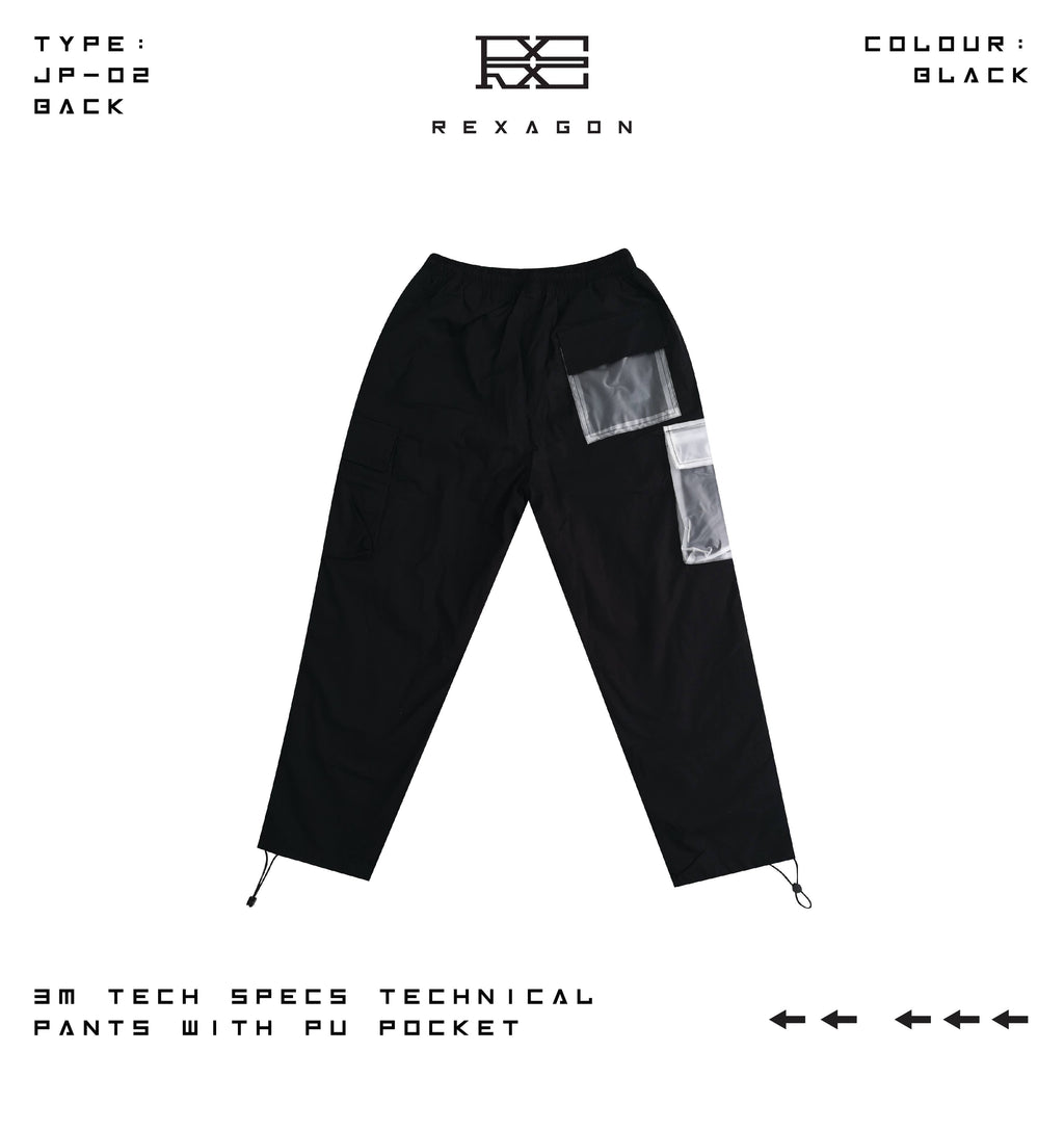 3M Special Force Pants with PU Pocket