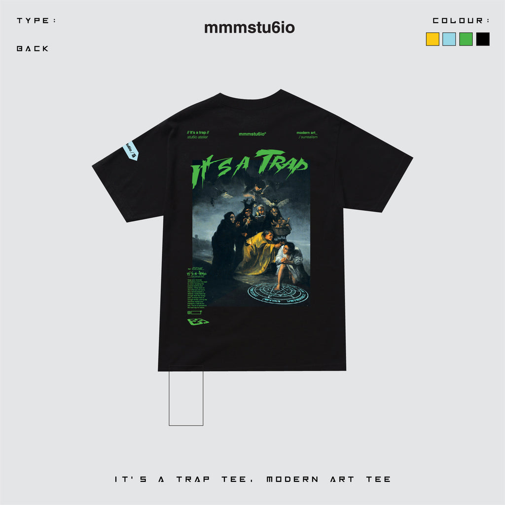 It's a Trap Tee