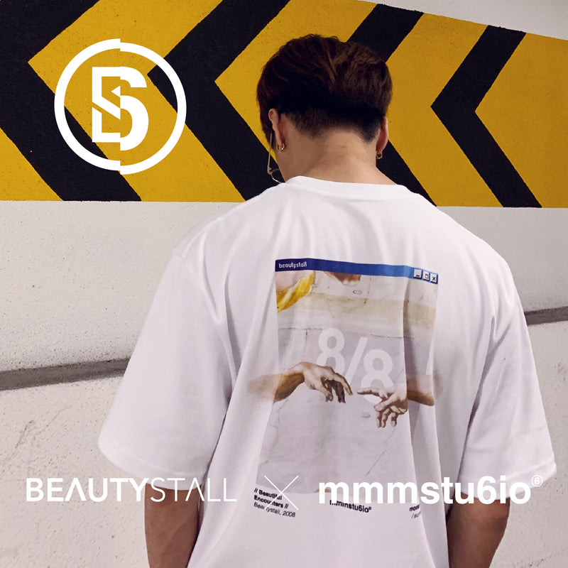 Beauty Stall X MMM Stu6io_Beautiful Encounters Tee