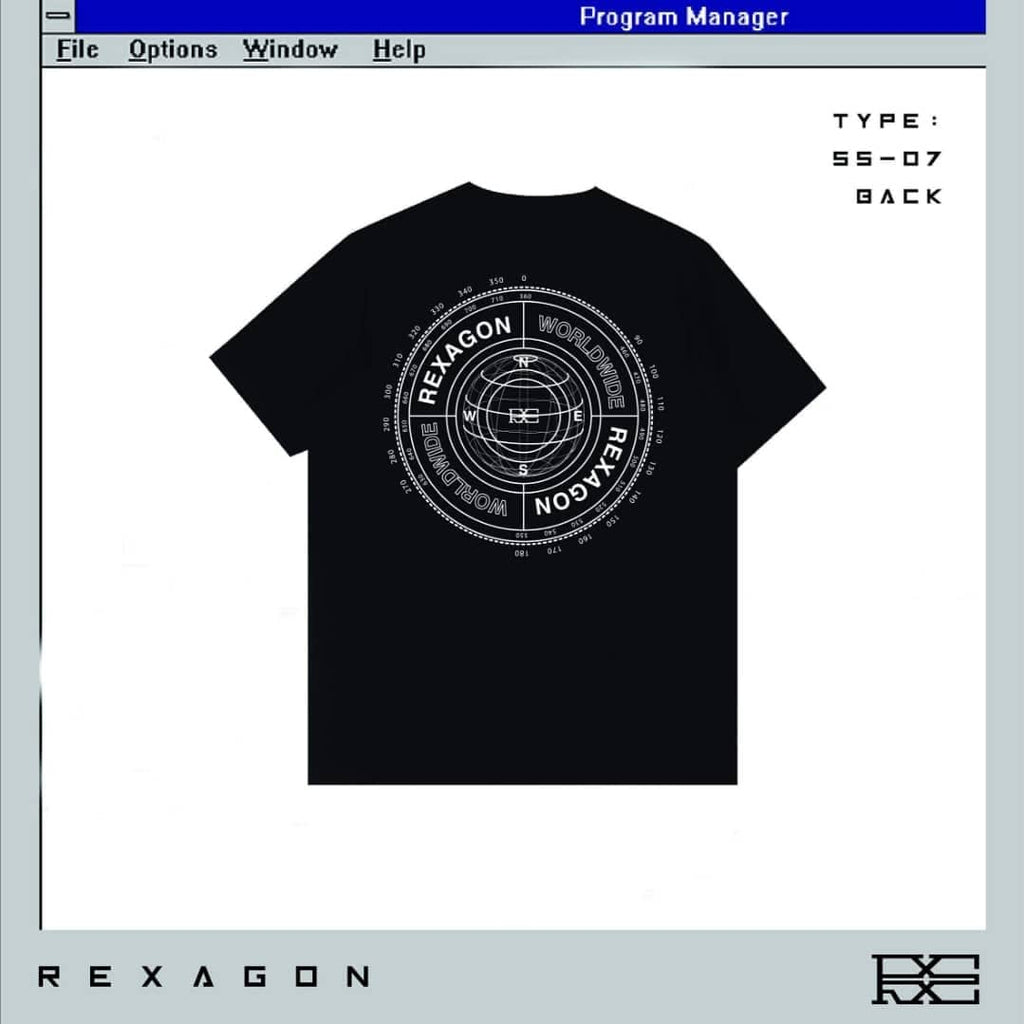 EP02 Rexagon Worldwide Tee