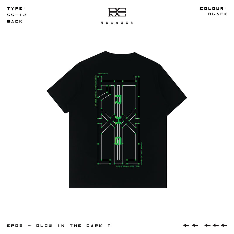 EP03 Glow in the Dark Tee