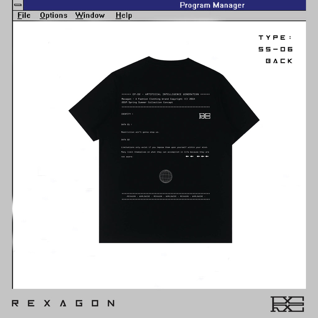 EP02 - Rexagon Info Tee