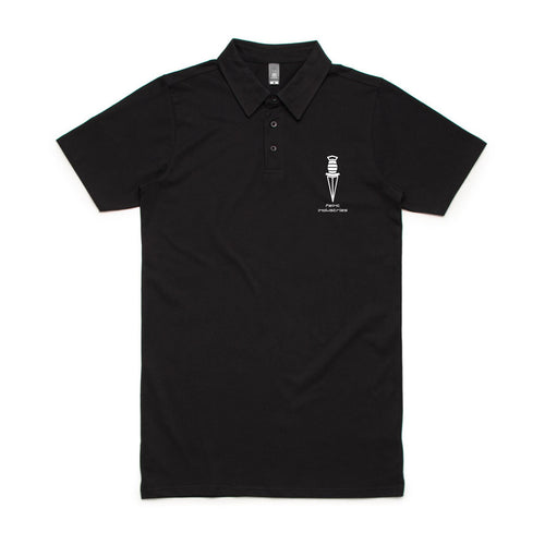 Dagger Polo - Black