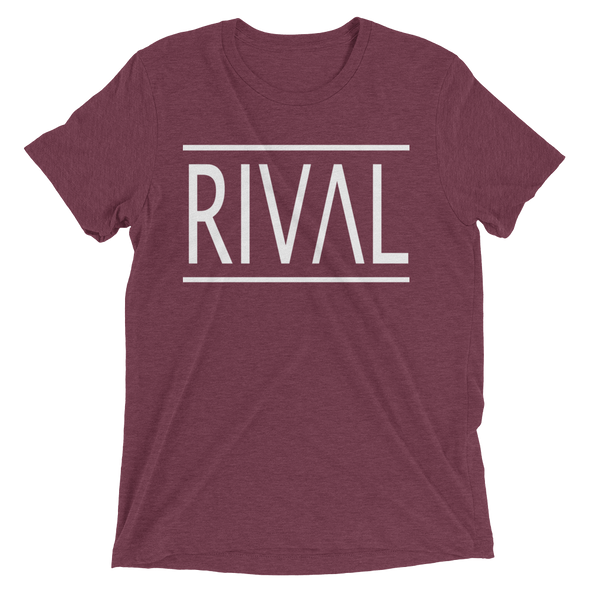 RIVAL Tee - Heather Red
