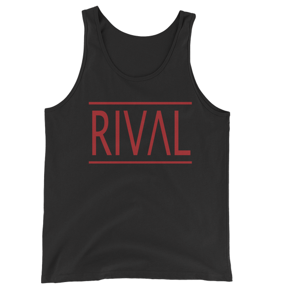 RIVAL Tank Top - Black