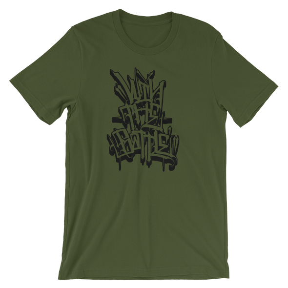 Win the Battle Tee - Olive