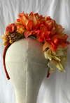 Bespoke Headpiece 'Ginger'
