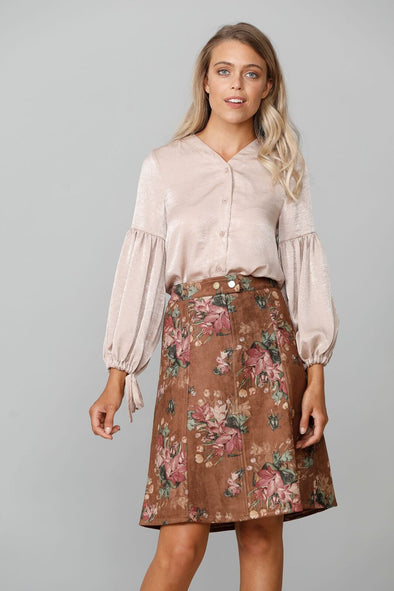 Texas Skirt - Desert Rose