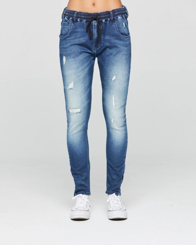 Hybrid Trak Jean by New London Jeans