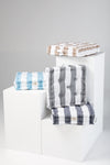 Bathing Box Cushion in Navy
