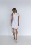 Pinnacle 2 Dress in White
