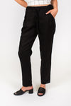 Drawstring Pant in Black