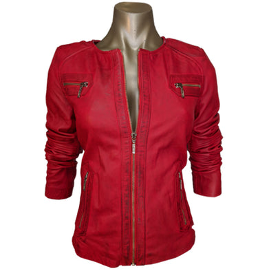 New York Jacket - Red