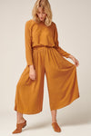 Grundy Culottes in Turmeric