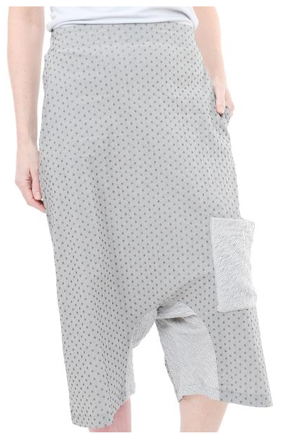 Grey Bury Pants