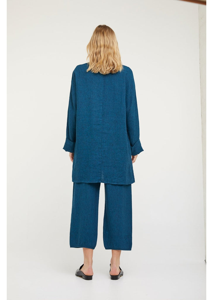 Santo Tunic - Harbour Blue
