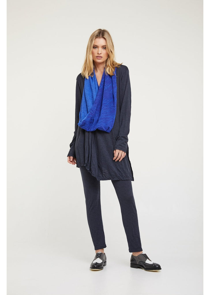 Campbell Tunic - Charcoal