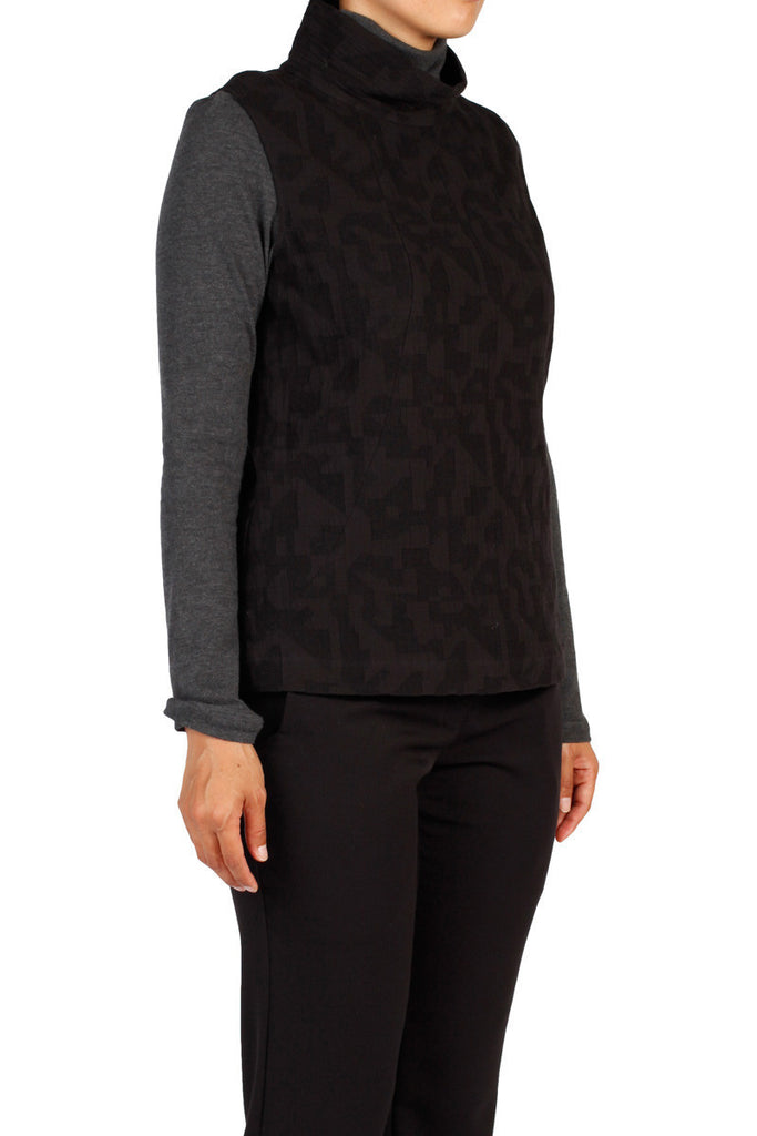 Callisto Top - Black
