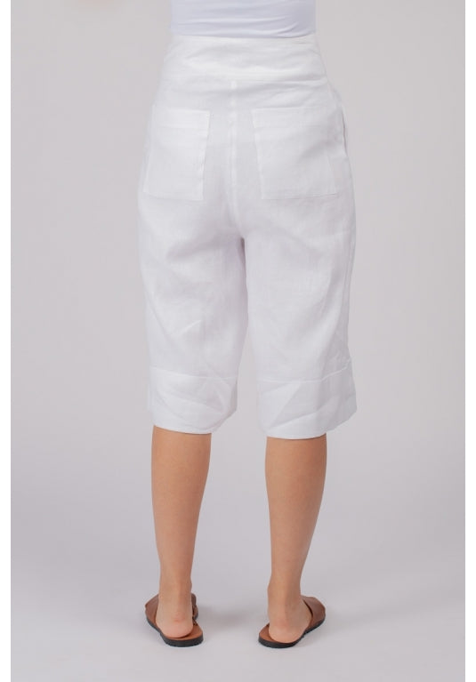 Wind Shorts in White