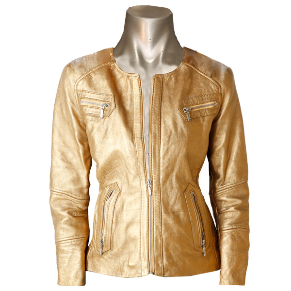 New York Jacket - Gold