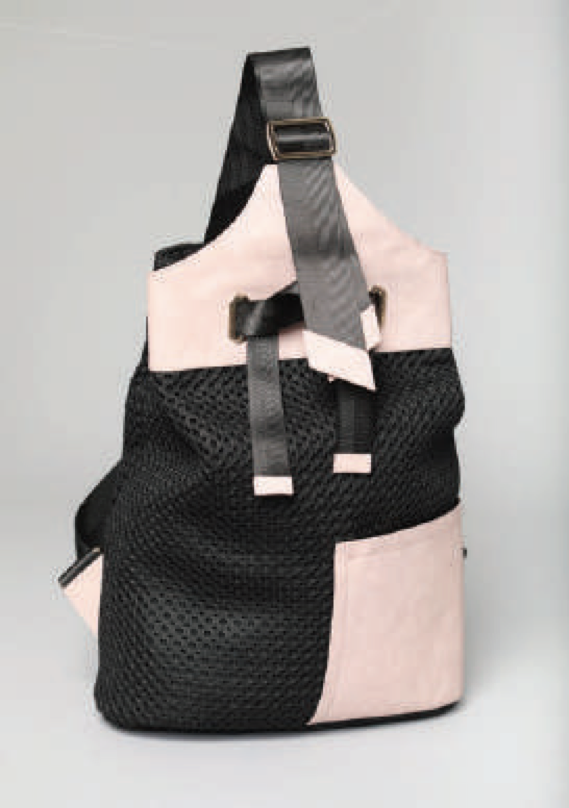 Jackson Backpack - Blush