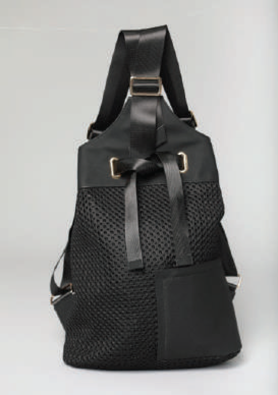 Jackson Backpack - Black