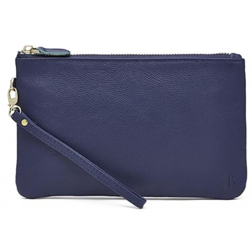 Mighty Purse Wristlet - Navy