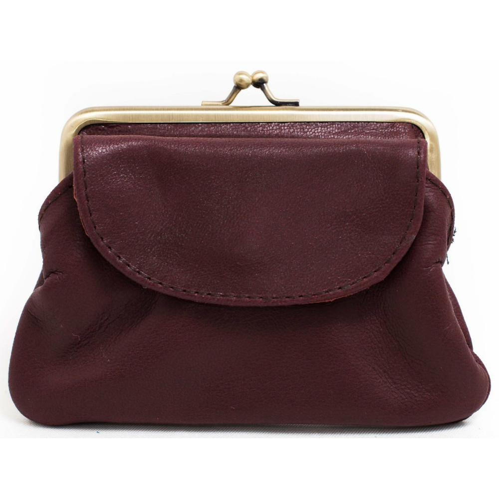 Penny Purse in Burgundy