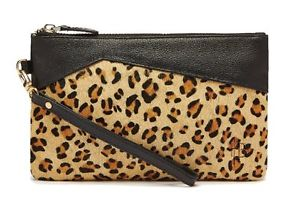 Mighty Purse in Leopard