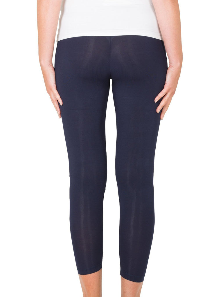 7/8th Leggings in French Navy