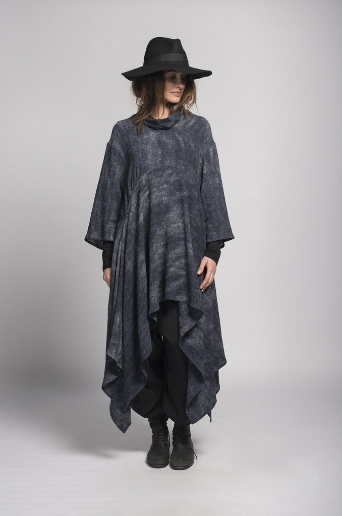 Tarvos Tunic - Midnight