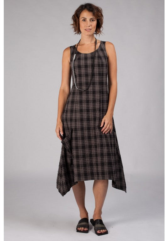 Picnic 2 Pkt Dress - Black