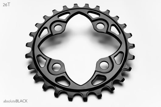 ROUND 104 / 64BCD CHAINRING