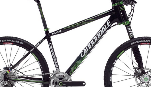 2010 CANNONDALE FLASH CARBON ULTIMATE FRAMESET