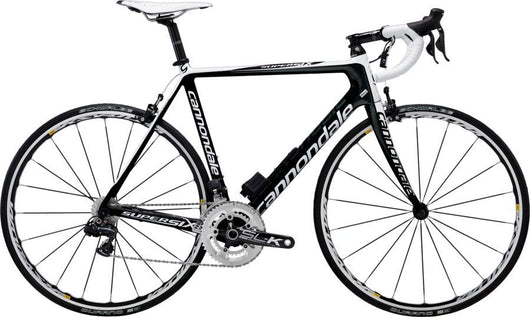 2012 SUPERSIX ULTEGRA DI2