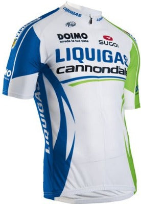 CANNONDALE TEAM LIQUIGAS SUMMER JERSEY 1T161