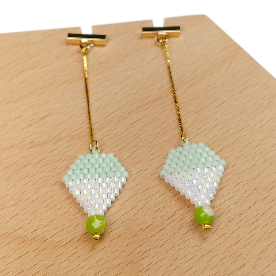 Payful Drop Earrings